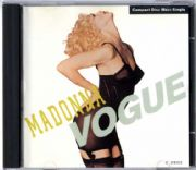 VOGUE - USA CD SINGLE (21513-2)
